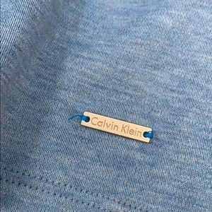 Calvin Klein Shirts - Calvin Klein Blue T Shirt XL